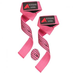 Gel Weight Lifting Straps