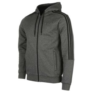 3 Stripes Full Zip Men's Hoody